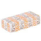 7 1/8 inch x 3 3/8 inch x 1 7/8 inch 1-Piece 1 lb. Thanksgiving Candy Box   - 250/Case