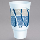 Dart 32AJ20E 32 oz. Customizable Impulse Foam Cup - Fits Cupholder - 400/Case