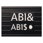 Sign Letters and Static Cling Letters