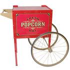 Benchmark USA 30010 Street Vendor Antique Trolley Popcorn Cart