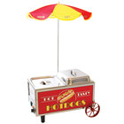Hot Dog Merchandisers and Hawkers