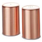 American Metalcraft CSP2 2 oz. Copper Salt and Pepper Shaker Set