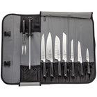 Mercer Culinary M21840 ZüM 10-Piece Knife Case Set