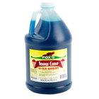 Fox's Sky Blue Raspberry Snow Cone Syrup 1 Gallon