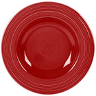 Homer Laughlin 462326 Fiesta Scarlet 21 oz. Pasta Bowl - 12/Case