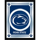 Holland Bar Stool MLogoPennSt 17 inch x 22 inch Penn State University Decorative Logo Mirror