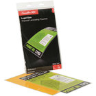 Swingline GBC 3200578 UltraClear 14 1/2 inch x 9 inch Legal Thermal Laminating Pouch - 25/Pack