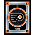 Holland Bar Stool MLogoPhiFly 17 inch x 22 inch Philadelphia Flyers Decorative Logo Mirror