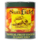 Tropical Fruit Salad #10 Can