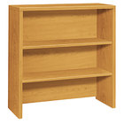 HON 105292CC 10500 Series Harvest 2 Shelf Wood Bookcase Hutch - 36