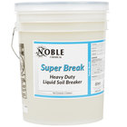 Noble Chemical 5 Gallon / 640 oz. Super Break Alkaline Laundry Soil Breaker