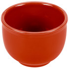 Homer Laughlin 098326 Fiesta Scarlet 18 oz. Jumbo Bowl - 12/Case