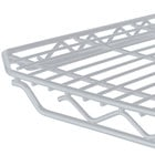 Metro 2448QBR Super Erecta QwikSLOT Brite Shelf 24
