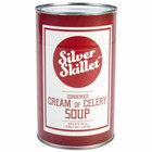 Silver Skillet 550EL 50 oz. Cream of Celery Soup   - 12/Case