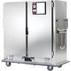 Metro MBQ-200D Insulated Heated Banquet Cabinet Two Door Holds up to 200 Plates 120V