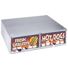 Hot Dog Roller Grill Bun Boxes and Bun Warmers