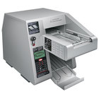 Hatco ITQ-875-1C Intelligent Toast-Qwik Narrow Conveyor Toaster with 2 1/8 inch Opening and Digital Controls - 240V, 2700W
