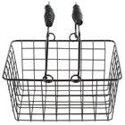 Choice Black Tabletop Market Basket - 9