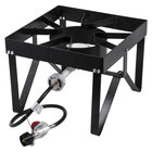 Backyard Pro Square Single Burner Outdoor Patio Stove / Range - 55,000 BTU