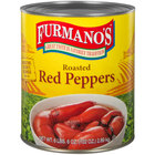 Furmano's Roasted Red Peppers #10 Can