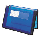 Smead 71953 Letter Size Poly Expansion Wallet - 2 1/4