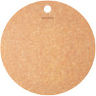 Epicurean 429-001001 Natural 10 inch Richlite Wood Fiber Round Pizza Board