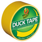 Duck Tape 1304966 1 7/8 inch x 20 Yards Colored Yellow Duct Tape