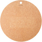 Epicurean 429-001401 Natural 14 inch Richlite Wood Fiber Round Pizza Board
