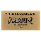 Prismacolor 73030 ArtGum Non-Abrasive Rubber Eraser   - 12/Pack