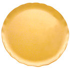 Thunder Group Gold Pearl Melamine Dinnerware