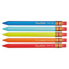 Paper Mate 1862166 Mates Assorted Barrel Color 1.3mm HB Lead #2 Mechanical Pencil - 5/Pack
