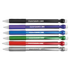 Paper Mate 61382 Write Bros Grip Assorted Barrel Color 0.7mm HB Lead #2 Mechanical Pencil - 12/Pack