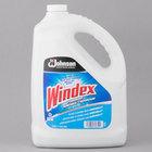 SC Johnson 682252 1 Gallon Windex Window Cleaner   - 4/Case