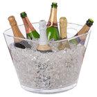 Franmara 9085 Ideal 14.5 Qt. Customizable 6-Bottle Party Bucket