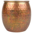 American Metalcraft ACTH 14 oz. Antique Hammered Finish Copper Mule Mug