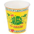 16 oz. Squat We Squeeze to Please Paper Cup - 1000/Case