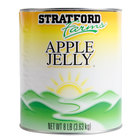 Stratford Farms Apple Jelly #10 Can - 6/Case