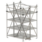 Super Erecta Seismic Top-Track Shelving Units