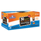 Elmer's E599 0.77 oz. Clear All Purpose School Glue Stick - 30/Box
