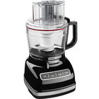 KitchenAid KFP1133OB Onyx Black 11 Cup Food Processor with ExactSlice System