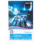8 1/2 inch x 14 inch White Ream of 20# Multipurpose Paper - 500/Sheets