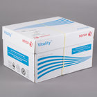 8 1/2 inch x 14 inch White Case of 20# Multipurpose Paper - 5000/Sheets