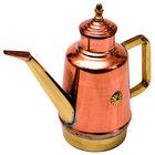 GI Metal OL15 48 oz. Copper / Brass Craft Oil Cruet