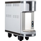 Bunn 45800.0002 Refresh White Countertop Water Dispenser with Push Button Controls