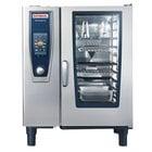 Rational SelfCookingCenter 5 Senses Model 101 B118206.27D Liquid Propane Combi Oven - 120V