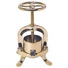Matfer Bourgeat 612205 Brass Duck / Lobster Press