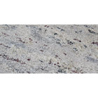 Art Marble Furniture G208 30 inch x 60 inch Kashmir White Granite Tabletop