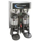 Grindmaster PBIC-430 1.5 Gallon Twin Shuttle Coffee Brewer - 120/208V