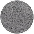 Art Marble Furniture Q405 36 inch Round Storm Gray Quartz Tabletop
