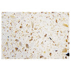 Art Marble Furniture Q407 30 inch x 42 inch Cambrian Gold Quartz Tabletop